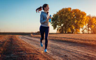 Wzdrowym ciele zdrowy duch! Jesień wruchu