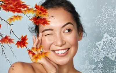Pielęgnacja skóry jesienią izimą