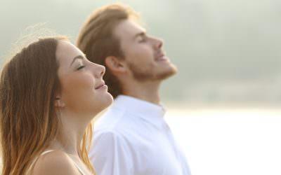 Prawidłowy oddech – techniki isposoby